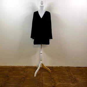 charlotte russe romper jump suit size large black